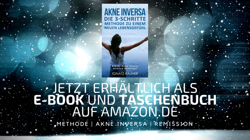 akne inversa, remission, buch