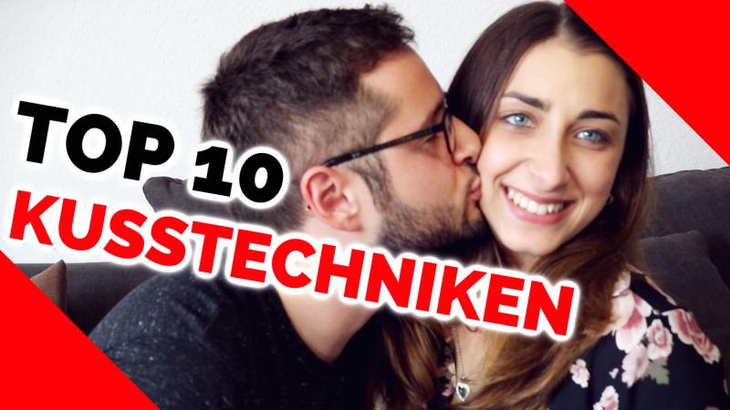 TOP 10 KUSSTECHNIKEN für DATES und den CLUB + Tipps