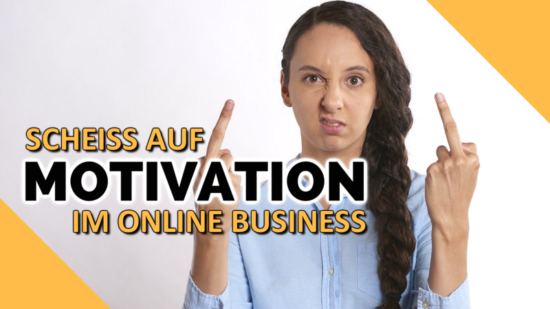 online business motivation