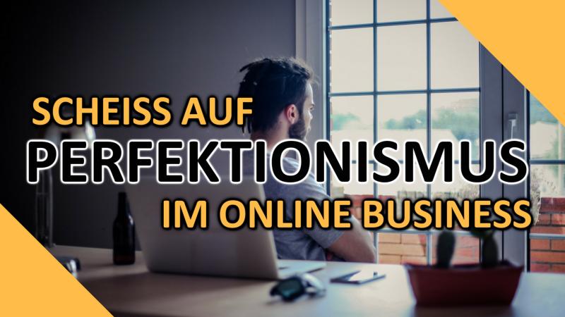 ANGST DAVOR FEHLER IM ONLINE BUSINESS ZU MACHEN? | STOP!