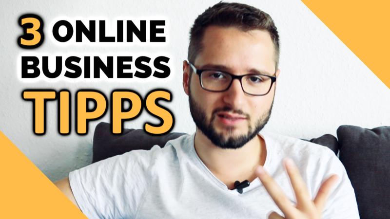 Voraussetzungen für ein erfolgreiches Online Business (Reichweite + Produkt + Marktanalyse)