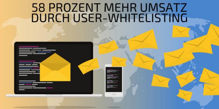 So landen deine E-Mails nie wieder im Spam-Ordner: 58 Prozent mehr Umsatz durch User-Whitelisting